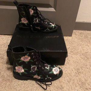 Rose Rebecca Minkoff boots